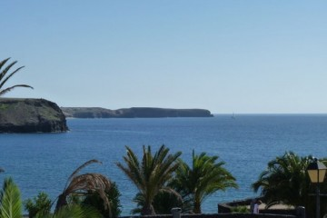 Frontline property with fantastic sea view in Las Coloradas – Playa Blanca, Lanzarote
