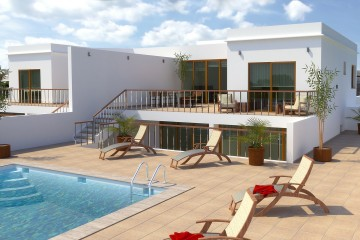 New building project – house in Costa Papagayo, Playa Blanca
