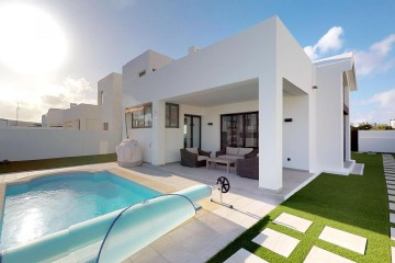 Lovely villa in Playa Blanca