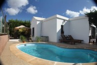 Preciosa Villa en Las Coloradas-Playa Blanca