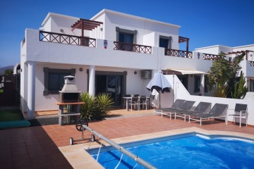 3 bedroom villa in Playa Blanca