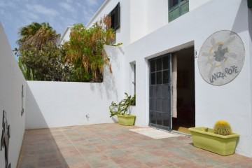 3 bedroom duplex in Costa Teguise