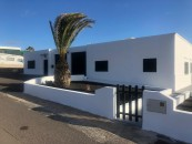 Beautiful typical Canarian house with sea views in Las Breñas
