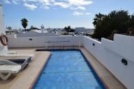 Villa with private pool and sea views in Puerto del Carmen