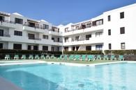 2 Schlafzimmer Wohnung in einem ruhigen Anlage mit Pool in Costa Teguise (Santa Barbara