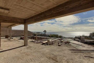 Villa with panoramic view in Playa Blanca