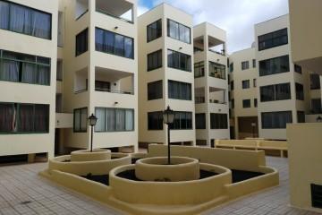 3-Zimmer-Wohnung in einer zentralen und ruhigen Gegend von Arrecife.