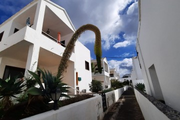 Duplex with two apartments just 190m from the beach
