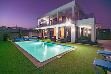 Dream villa located on the golf course