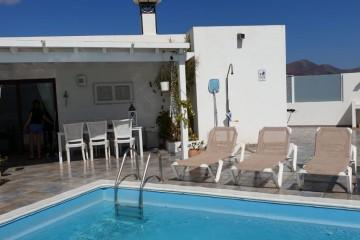 Villa in vendita in una delle migliori zone di Playa Blanca