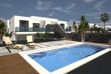 Villa with pool in Costa Papagayo