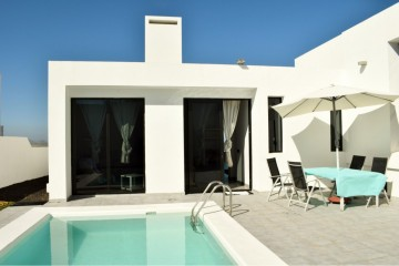 Moderne Designer-Villa in Teguise-Lanzarote